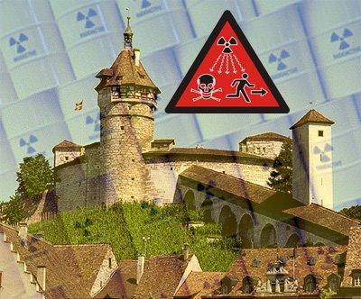 Atommüll Schaffhausen