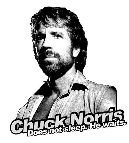 Schaffhausen: Will Chuck Norris blend ?!?